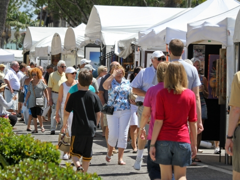 40th Annual Naples National Art Festival