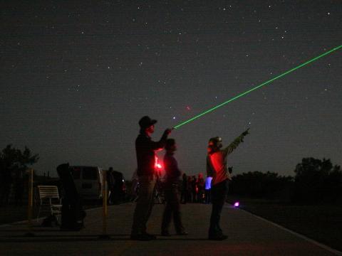 Night Sky Astronomy Program