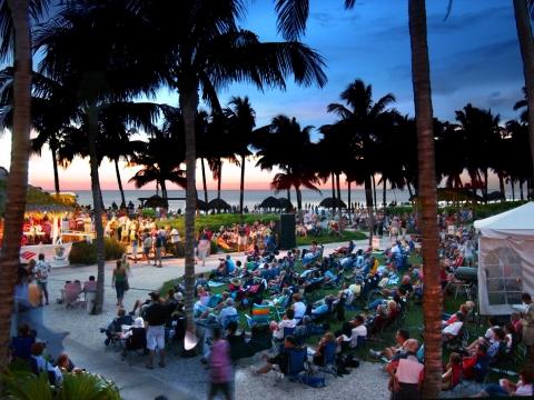 SummerJazz on the Gulf at Naples Beach Hotel
