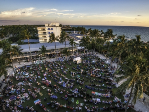 Enjoy the free SummerJazz on the Gulf concert at The Naples Beach Hotel & Golf Club