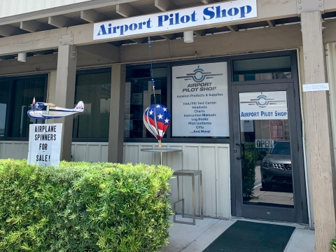 APF Airport Pilot Shop