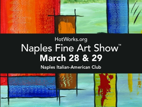 Naples Fine Art Show, March 28 & 29