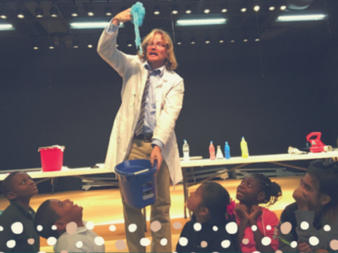 The Holiday Science Spectacular
