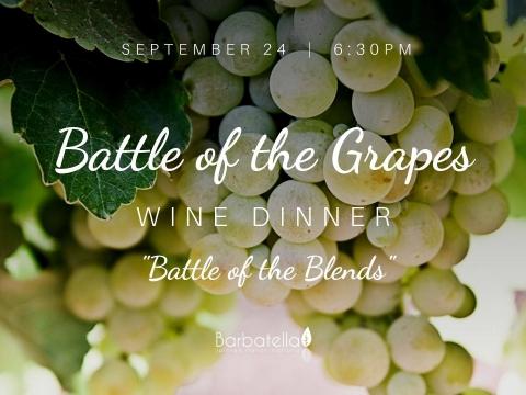 Wine dinner Naples
