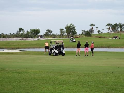 Previous Golf Outing