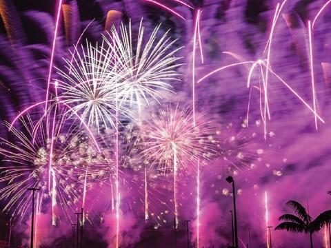 Celebration in the Sky