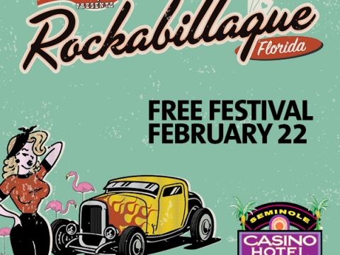 Rockabillaque Florida