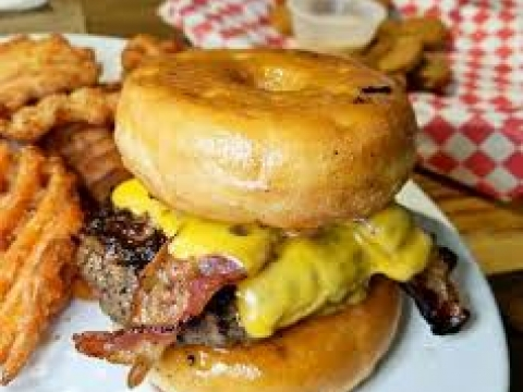 Donut Burger - Best Burgers in Naples FL