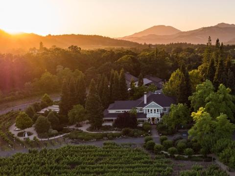 Duckhorn Estate Wine Dinner
