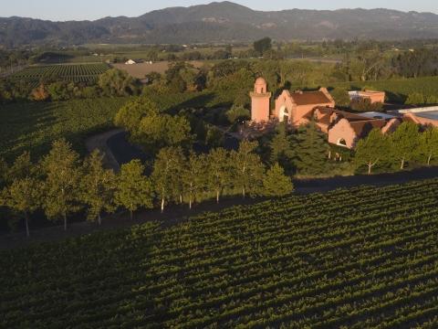 Groth Winery Experience at Dorona