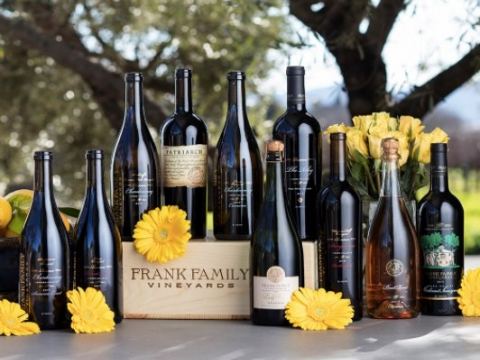 Frank Family Vineyards Wine Dinner