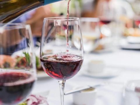 Super Tuscan Wine Dinner at Dorona Dorona