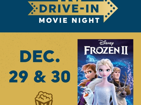 Frozen II at The Naples Players Drive-In Movie Nights