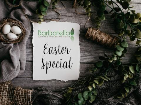 Easter at Barbatella