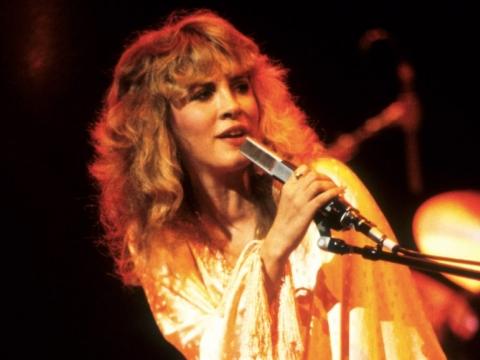 Stevie Nicks of Fleetwood Mac Tribute