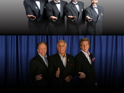 The Drifters with Special Guests Jay Siegel's Tokens
