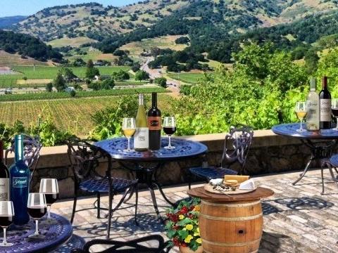 Silverado Vineyards Wine Dinner