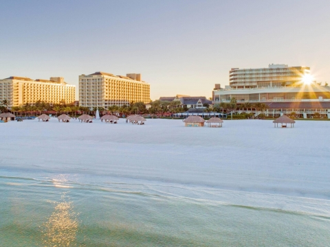 Beachfront Hotels and Resorts in Naples and Marco Island