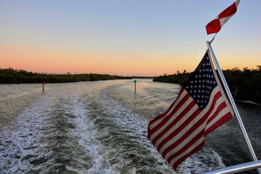 florida sightseeing tour boat
