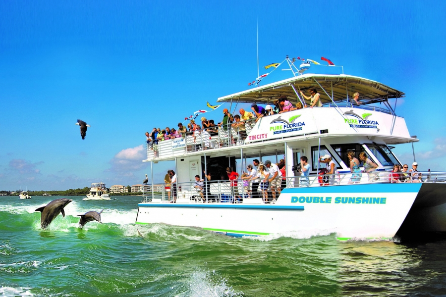 Quot Seas Quot Cityfest With Pure Florida Sightseeing Cruise