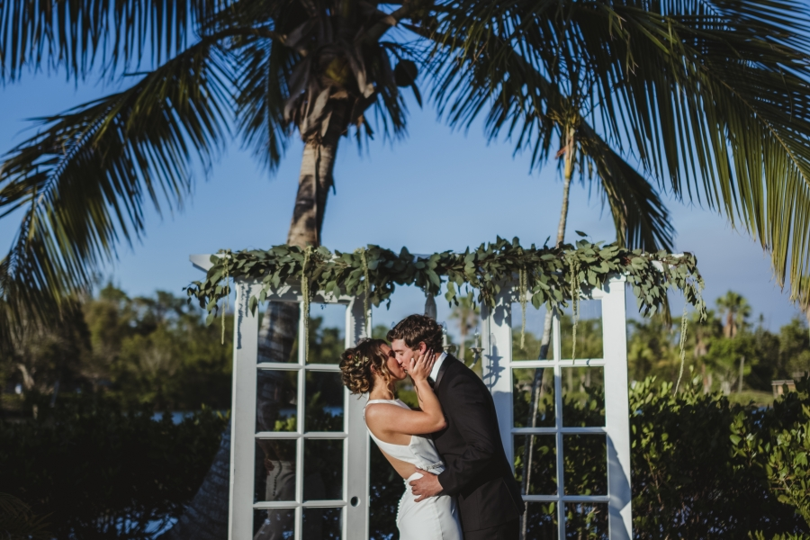 Lagoon Loop provides a picture-perfect wedding ceremony.