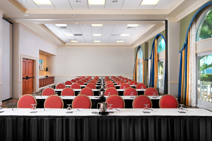 Hilton Naples Meetings - Sabal Palm Room