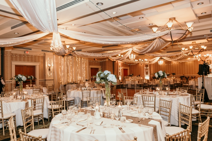 Hilton Naples Wedding Receptions - Royal Palm Ballroom