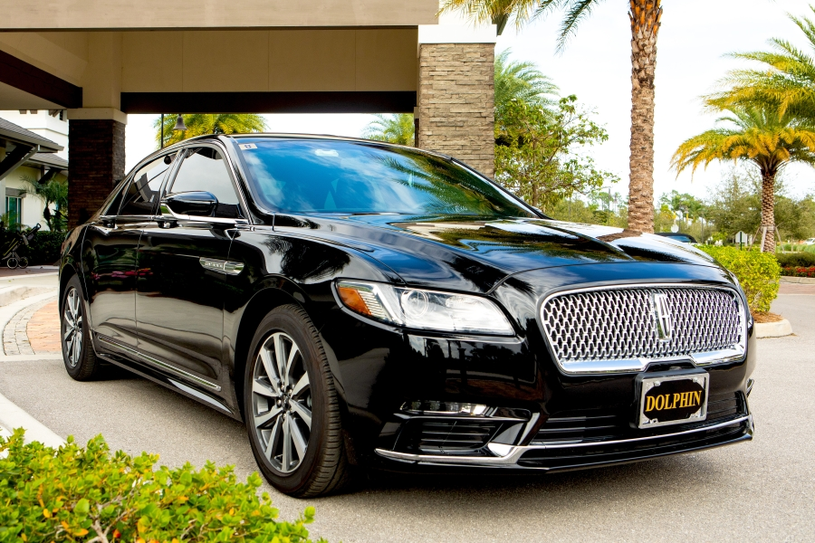 New Lincoln Continentals