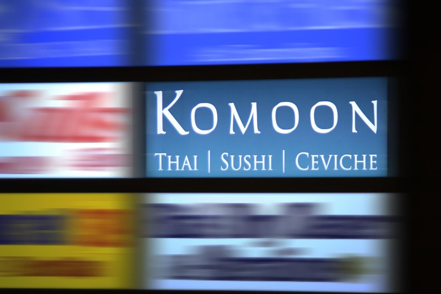 Komoon Thai Restaurant Naples Fl
