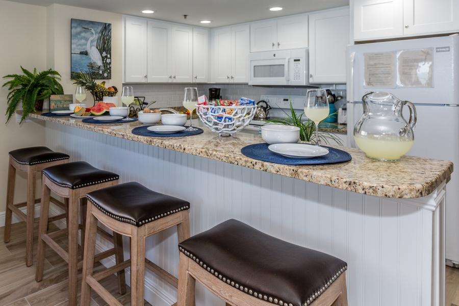 Newly renovation fully stocked kitchen
