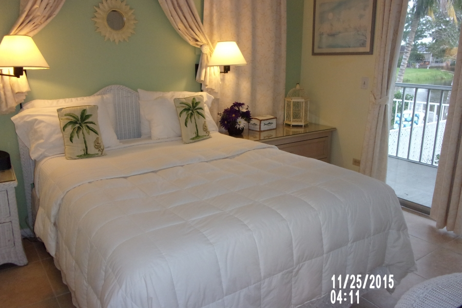 Lakeview 1-Bedroom Suite with balcony and extra quuen sleeper plus kitchen