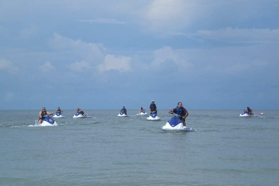 10,000 Island Guided Waverunner Tours