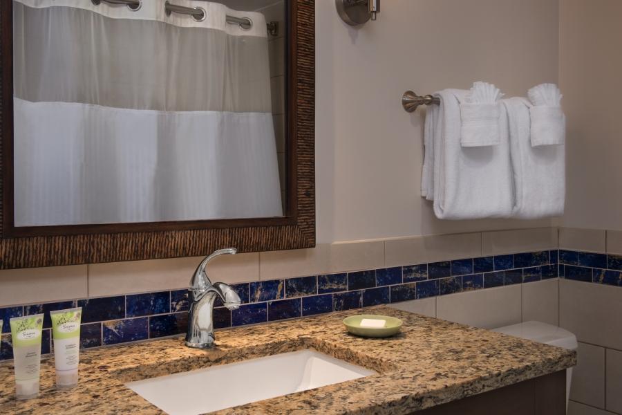 Villa Guest Bathroom