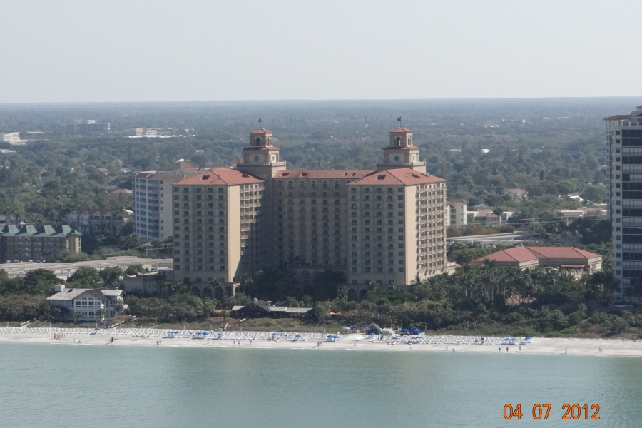 The Ritz Carlton, Naples Florida.