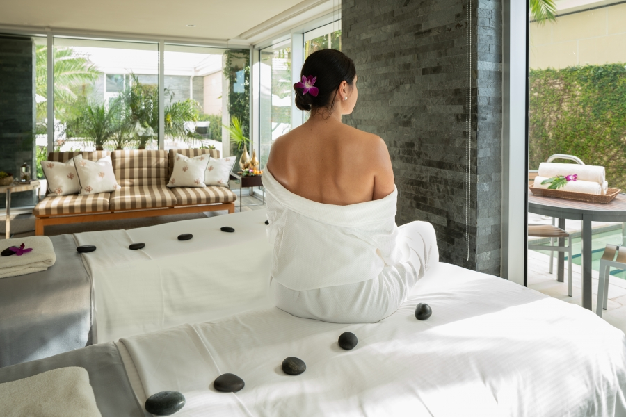 The Spa at Naples Grande