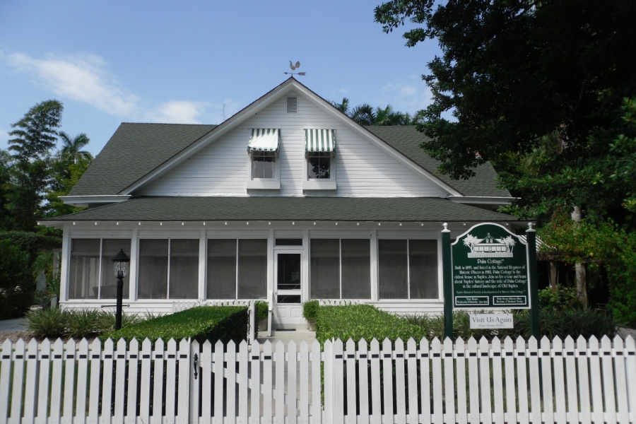 Historic Palm Cottage