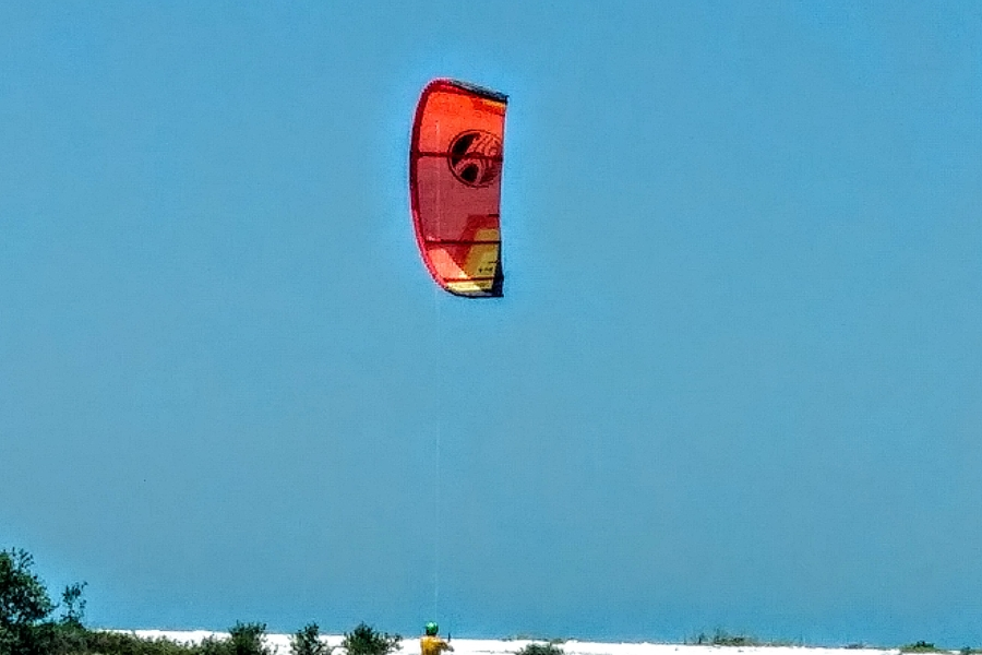 kiteboarding marco island