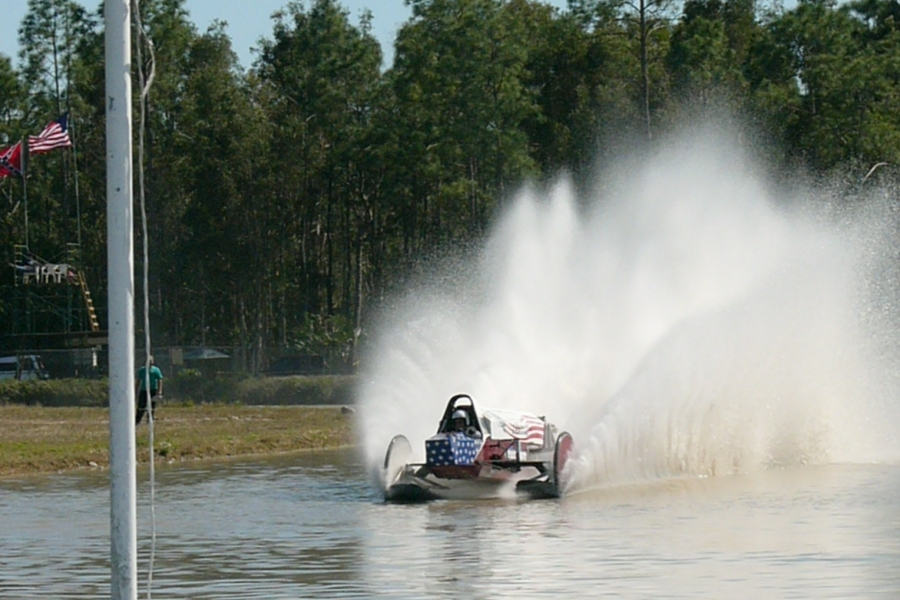 Swamp Buggy Races take place every November, January and March at Florida Sports Park.