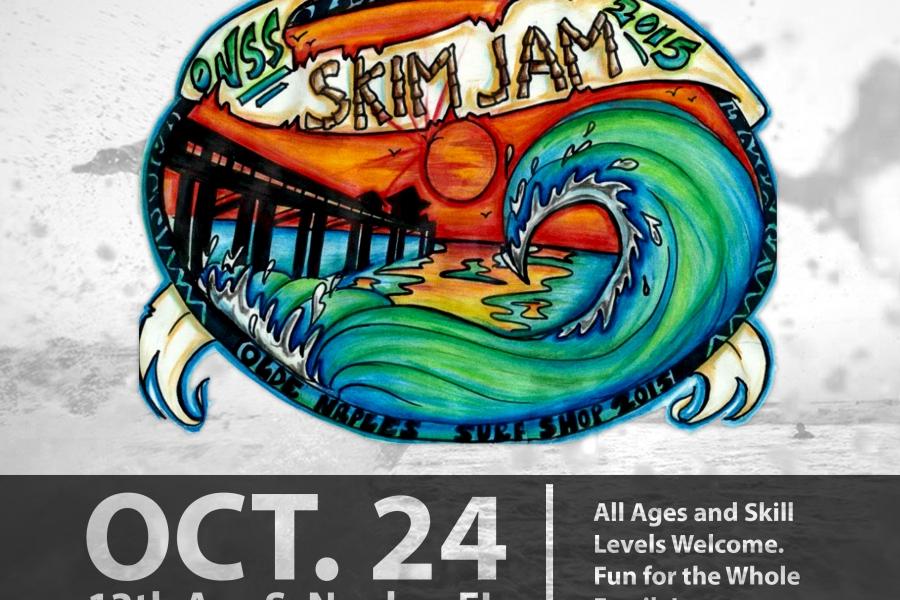 3rd Annual 13th Ave S Skim Jam October 24, 2015
