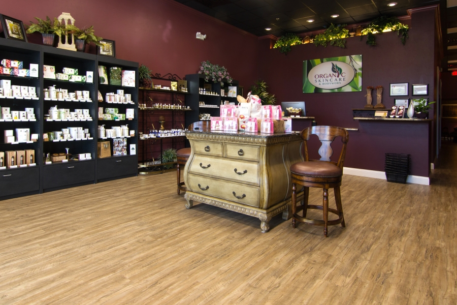 Our Store and Spa