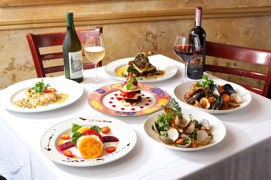Pazzo cucina italiana naples marco island everglades for Cucina italiana