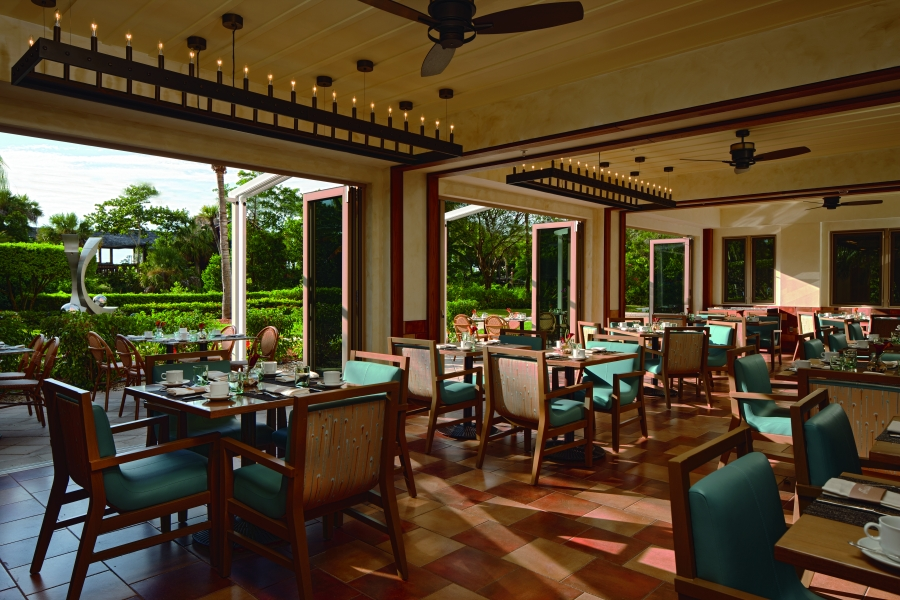 Enjoy a touch of Coastal Italy in Southwest Florida while dining in the re-mastered Terrazza, our casual, family friendly dining restaurant.