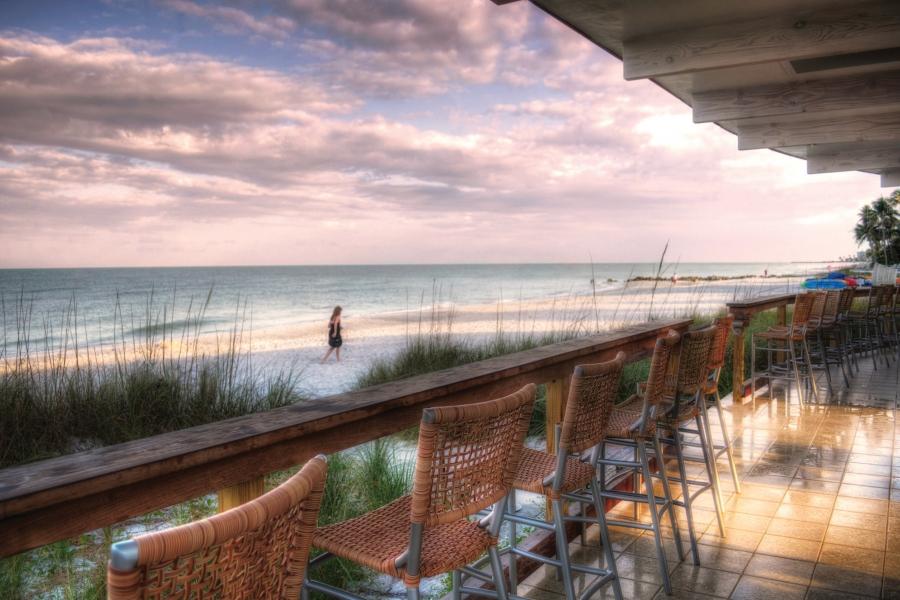 The Sunset Beach Bar Grill