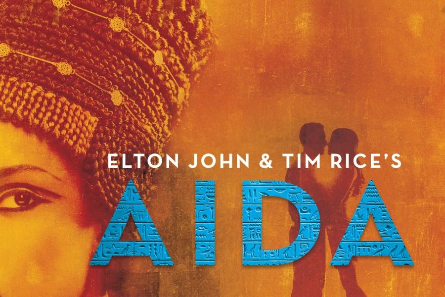 TheatreZone presents Elton John and Tim Rice's Aida on Feb. 7-17, 2019.