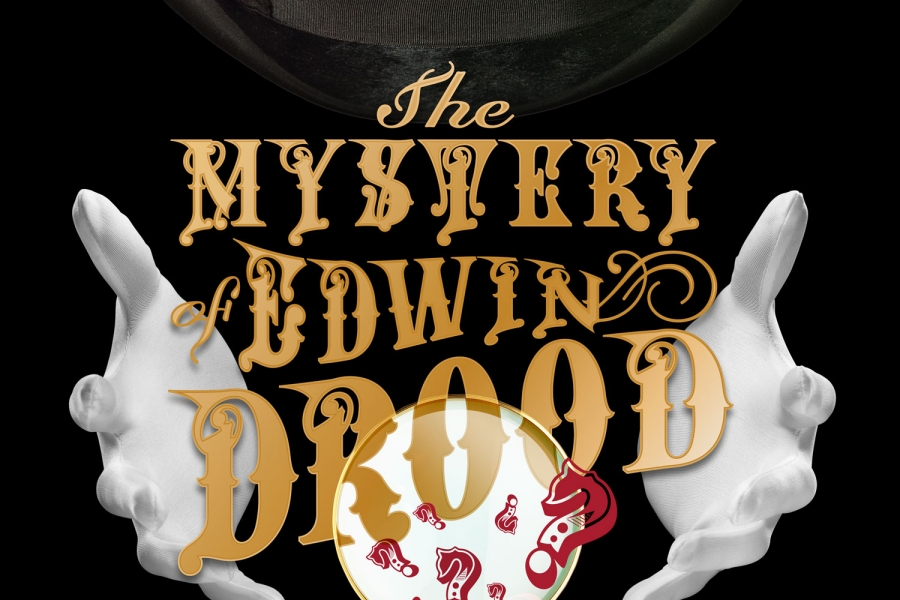 TheatreZone presents The Mystery of Edwin Drood on Jan. 10-20, 2019.
