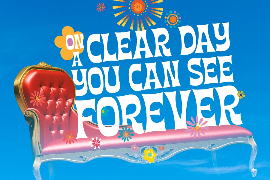 TheatreZone presents On a Clear Day You Can See Forever on March 7-17, 2019.