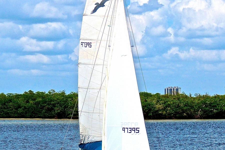 Marco Island Sailboat Charters