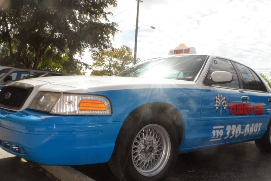 Taxi Cab Service in Naples, FL