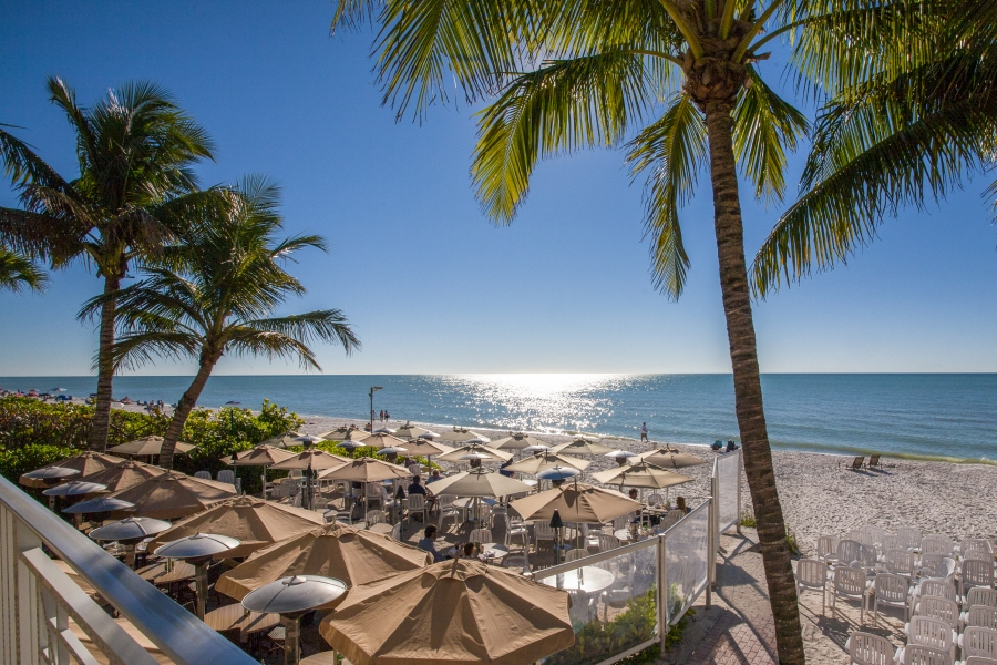 Beautiful beaches and beachfront dining