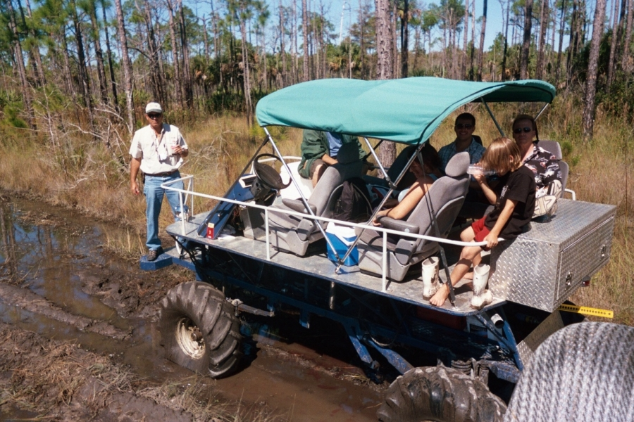 Touring the Big Cypress